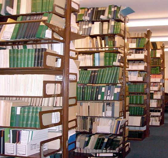 Bibliothek der AStW
