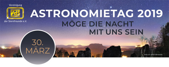Astronomietag 2019